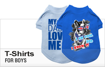 4a12eda33831 Dog Fashion for Boys | Chihuahua Clothes and Accessories at the ...