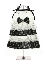 Black Polka  Dress on Black And White Polka Dot Dress   This Is The Prettiest Sundress