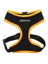 Active Mesh Neon Orange Harness - Get fit, stay safe, stay seen. Treat your training buddy to an attractive new Active Mesh Harness with a dash of sporty neon to compliment your keep fit gear. But also great for regular walkies.<br /><br />High visibility Active Mesh Neon Harnesses provide the ultimate in comfort and safety, featuri...