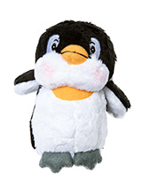 Penguin Plush & Squeaky Dog Toy - We were going to call him Happy Feet but Percy Penguin sounds like a better option compared to where he will actually end up, getting chewed to death, not very happy at all! Our Penguin Plush and Squeaky Dog Toy has cuddly and colourful textures, with an added squeak to entertain your pet! This toy...