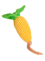 Corn Plush & Squeaky Dog Toy - We are not so sure if dogs like the real thing, but they will love this this version with its built-in squeaker and soft outer surface. For maximum fun pretend it's for you and savour it before handing it over, it will make it all the more desirable. The harder your pup bites the more it squeaks, an...