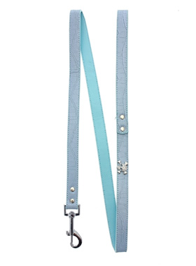 Skull & Crossbones Diamante Lead