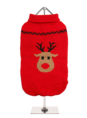 Rudolph's Red Sweater
