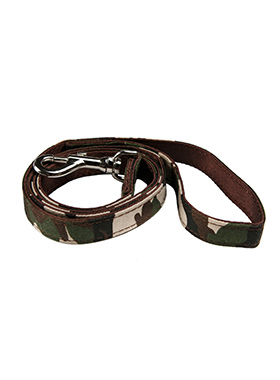 Camouflage Fabric Lead