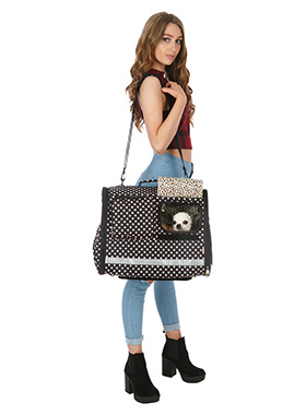 Polka Dot Multi-purpose Carrier