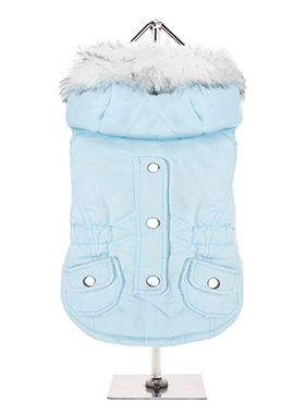 Eskimo Parka in Baby Blue