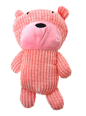 Pink Cuddle Bear Toy