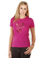 Love Heart GlamourGlitz Women's T-Shirt