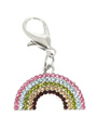 Swarovski Rainbow Dog Collar Charm