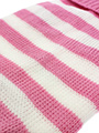 Pink & White Candy Stripe Sweater