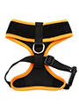 Active Mesh Neon Orange Harness