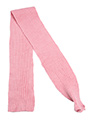 Pink Knitted Scarf