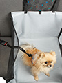 Rear Car Seat Dog Cradle