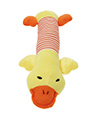 He's Quackers Plush & Squeaky Dog Toy