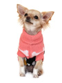 Pink Paws Sweater