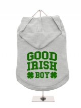 ''St. Patrick: Good Irish Boy'' Dog Hoodie / T-Shirts