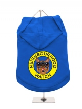 ''Neighbourhood Watch'' Dog Hoodie / T-Shirts