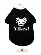 ''Halloween: Spider Yikes!'' Dog T-Shirt