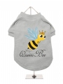 ''Queen Bee'' Dog T-Shirt