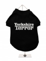 ''Yorkshire Terror'' Dog T-Shirt