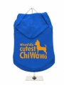 ''Worlds Cutest ChiWaWa'' Dog Hoodie