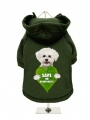 ''Save the Rainforests'' Dog Sweatshirt