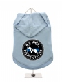 ''K9 Unit Police Officer'' Dog Hoodie