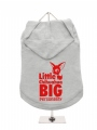 ''Little Chihuahua, Big Personality'' Dog Hoodie