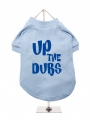 ''Up The Dubs'' Dog T-Shirt