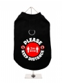 ''Please Keep Distance'' Harness T-Shirt