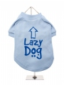 ''Lazy Dog'' Dog T-Shirt