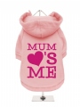 ''Mothers Day: Mum Loves Me'' Dog Sweatshirt